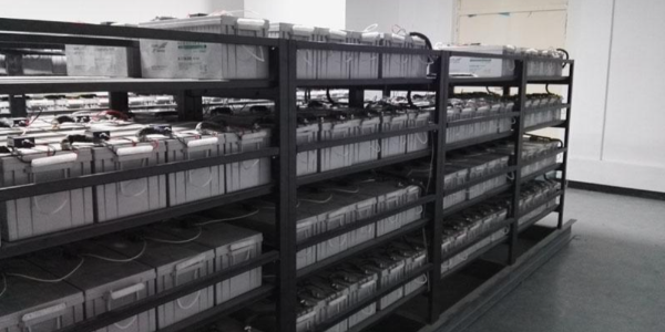 分布式网点蓄电池远程充放电管理
