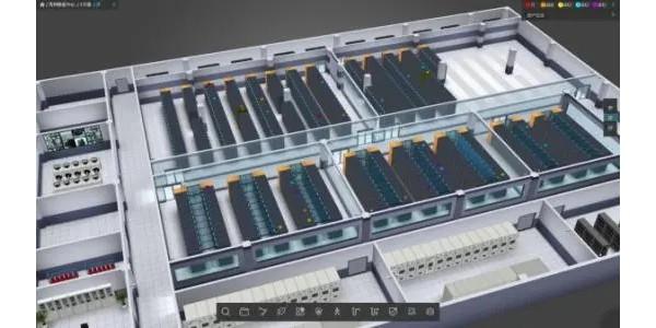 智慧机房监控系统