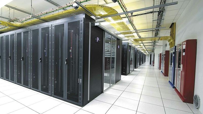 数据中心机房布线