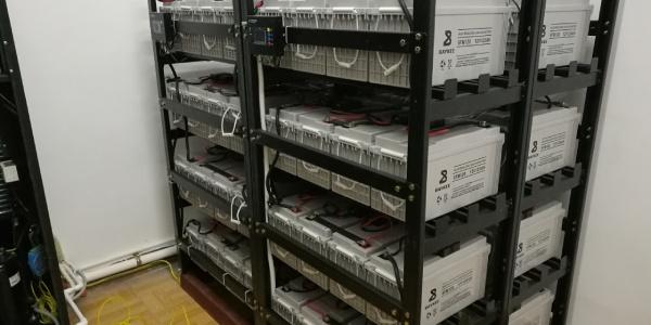 数据机房电力参数采集监控系统