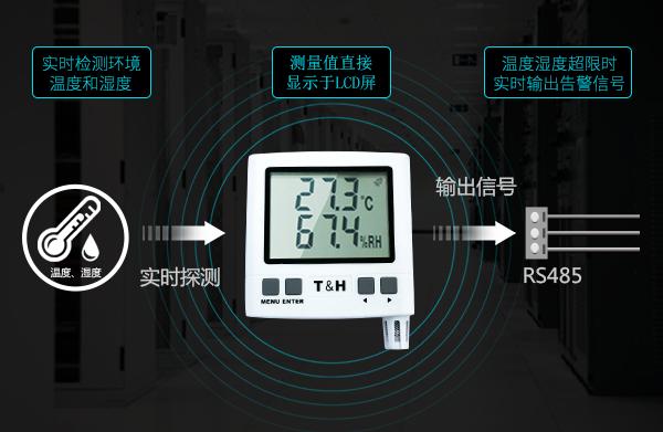 开关量型温湿度传感器