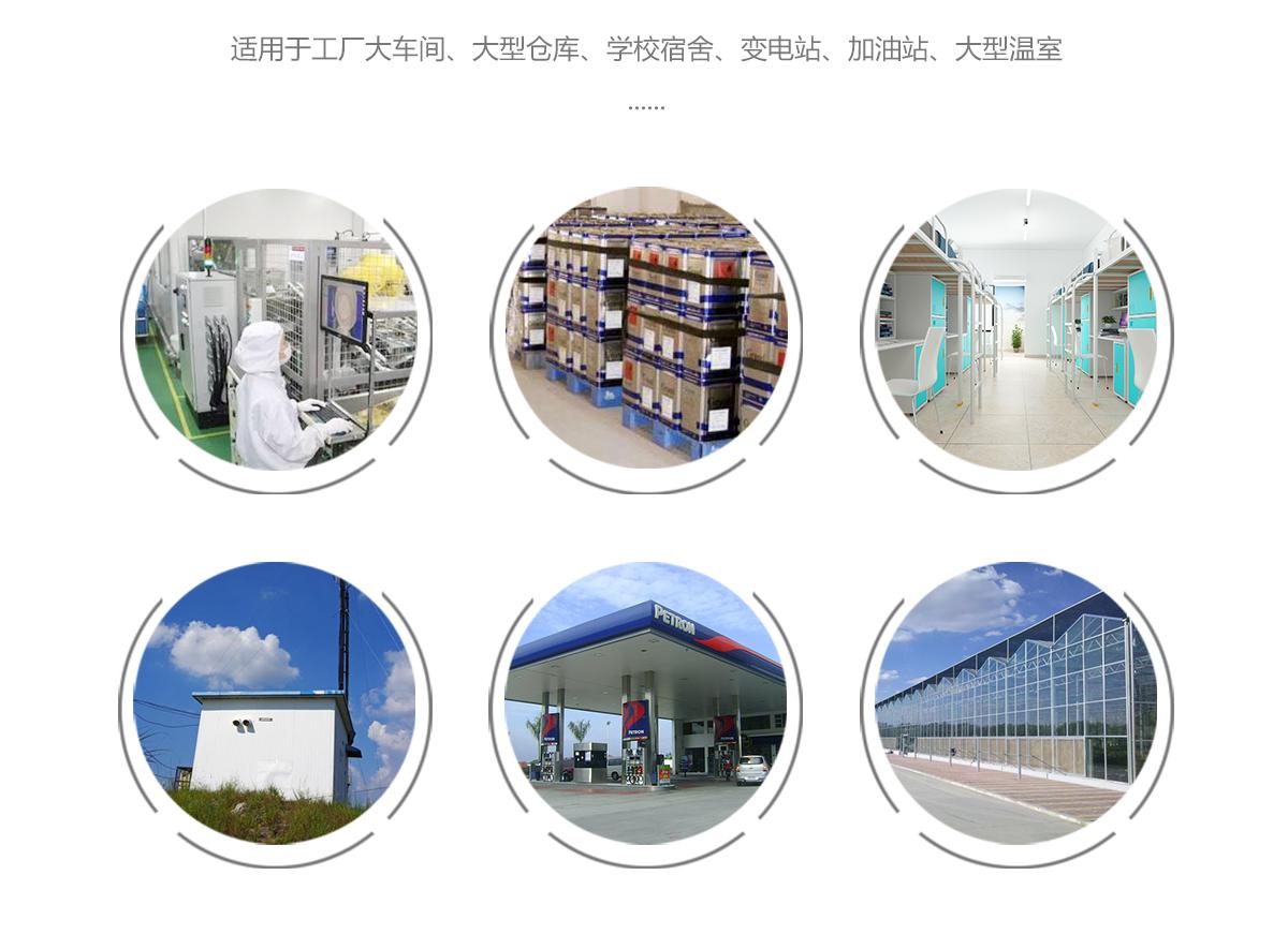空调控制器产品应用