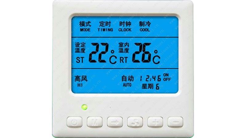 机房温度监控与报警器